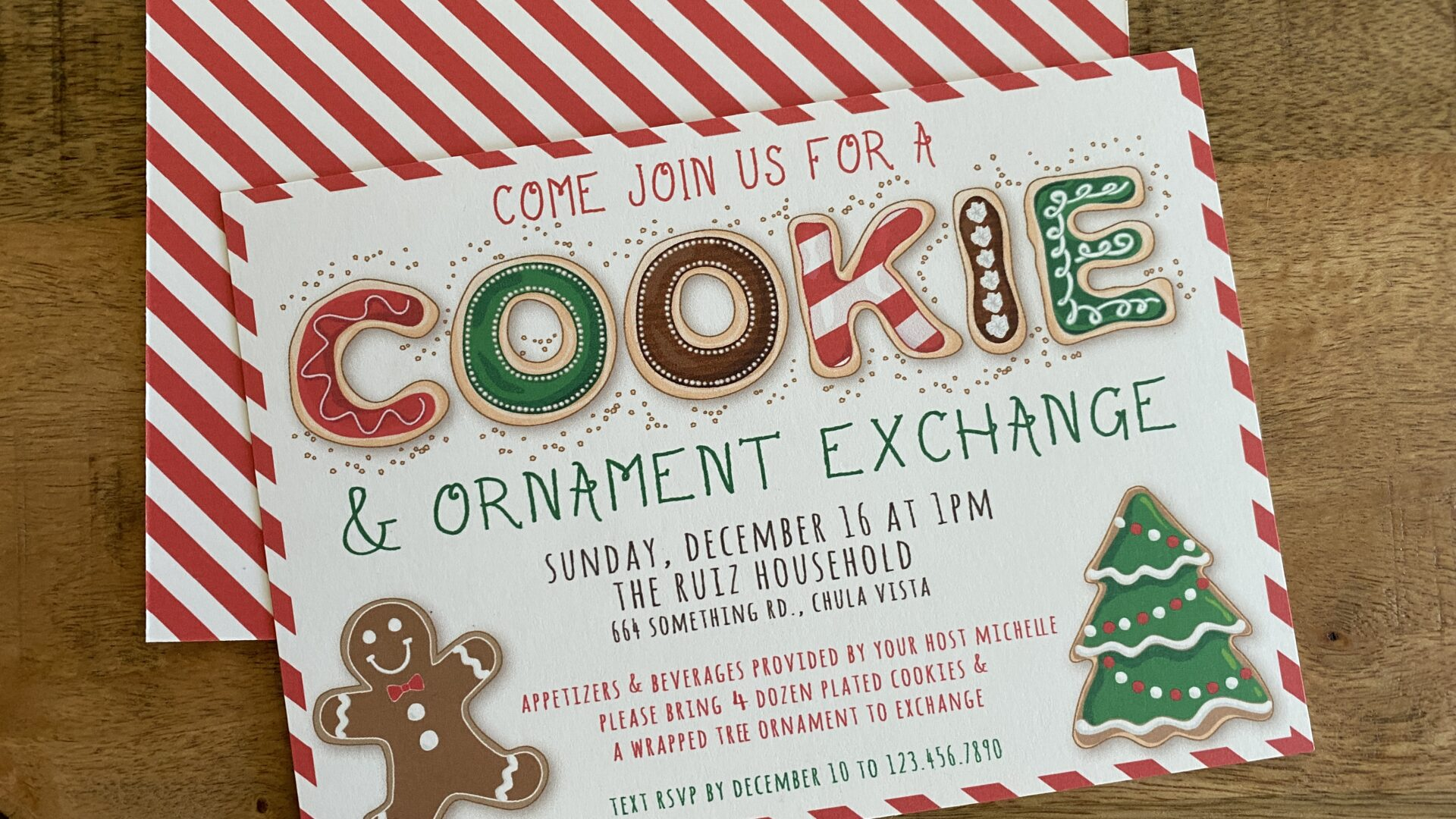 Holiday Cookie Exchange